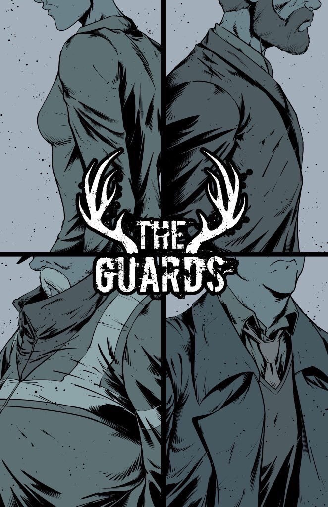 The Guards Cover